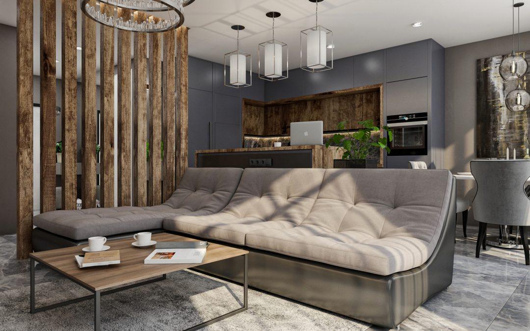 Cómo crear espacio en casas o pisos pequeños con mínima reforma